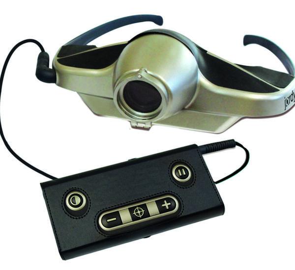 Digitale Brille